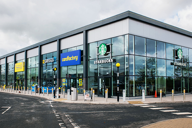 Peel L&P Group 42140 Straiton Retail Park